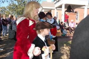 speak - Dickens Christmas Festival