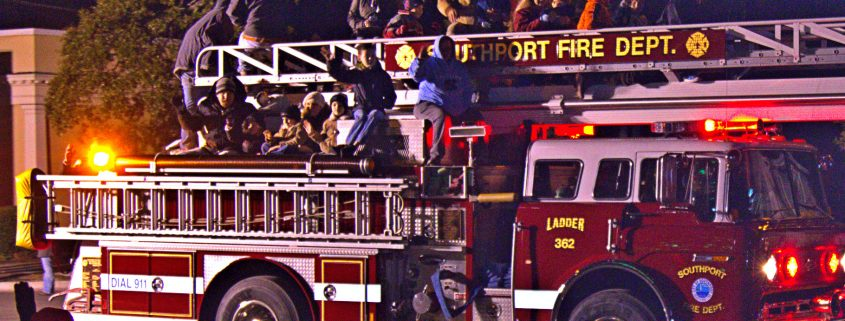 Light Up The Night Fire Engine Parade Dec 7th